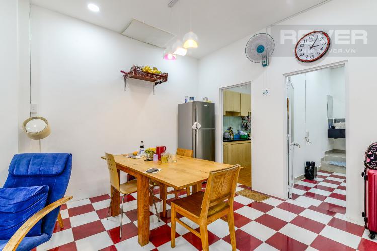 Phòng Ăn Bán nhà phố Nguyễn Duy sổ đỏ chính chủ, nội thất đầy đủ
