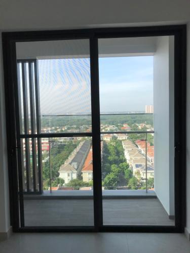 View căn hộ Hưng Phúc Premier, Quận 7 Căn hộ tầng 12 chung cư Hưng Phúc Premier view thành phố thoáng mát.