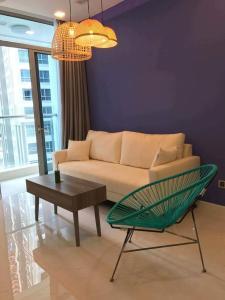 Bán căn hộ Vinhomes Central Part 6, tầng thấp, diện tích 65m2, đầy đủ nội thất