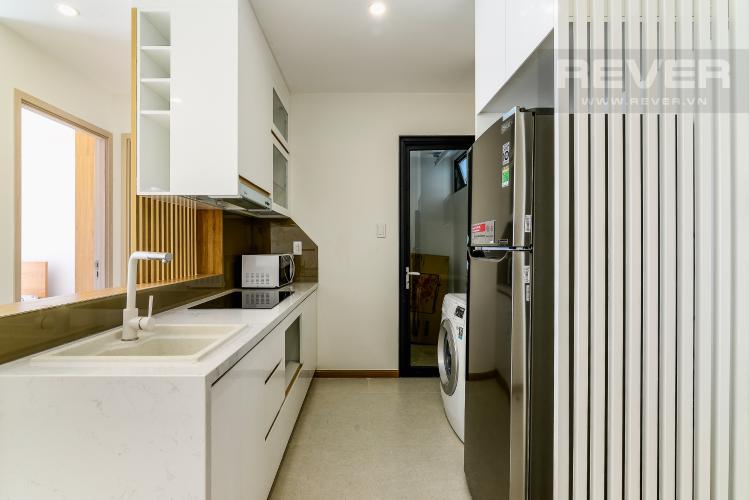 Nhà Bếp Căn hộ New City Thủ Thiêm tầng trung 1 phòng ngủ view sông