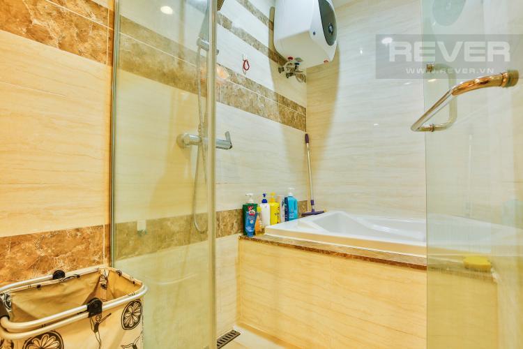 Toilet 2 Căn hộ Cantavil Premier tầng cao D2 nội thất đầy đủ