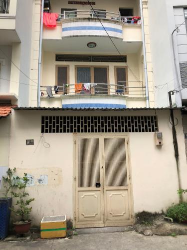 Mặt tiền nhà phố Lý Thường Kiệt, Quận 10 Nhà phố hướng Nam, hẻm xe hơi, diện tích 95m2.