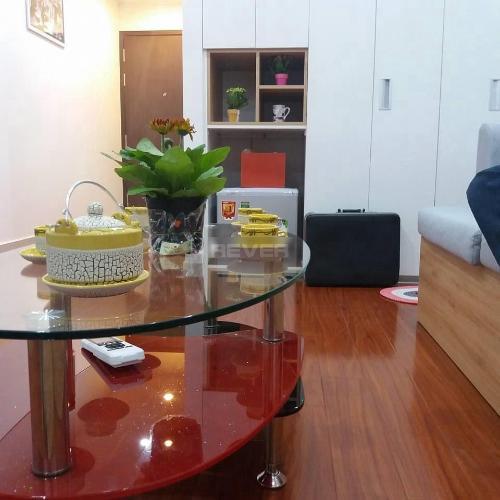 Căn hộ Office-tel Sunrise City tầng thấp, đầy đủ nội thất.