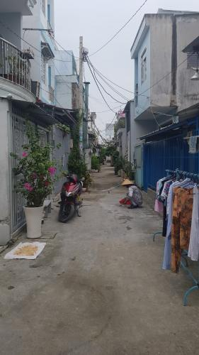Hẻm nhà phố Chuyên Đùng, Quận 7 Nhà phố quận 7, sổ hồng riêng, khu dân cư an ninh.