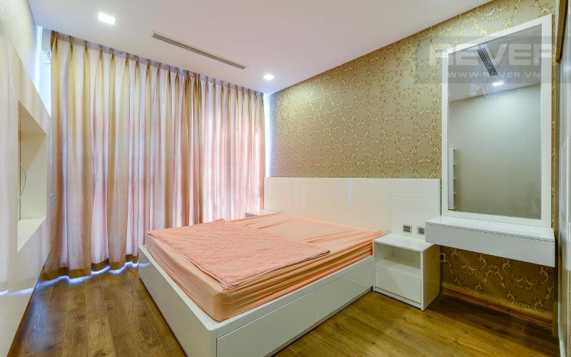 phòng ngủ 1 Căn hộ Vinhomes Central Park tầng trung Park 6 view sông, nhiều tiện ích