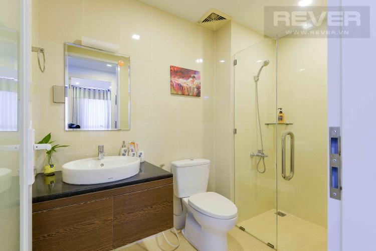 Toilet Bán căn hộ Tropic Garden tầng trung tháp C1, 2PN 2WC, đầy đủ nội thất, hướng Đông Nam mát mẻ