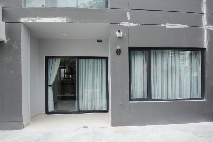 Mặt Tiền Căn hộ New City Thủ Thiêm 3 phòng ngủ tầng thấp BB nhà trống