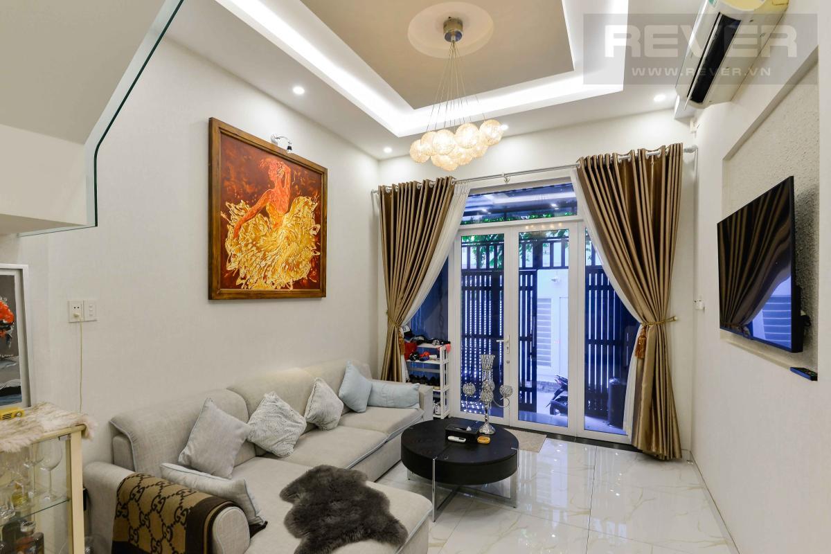 909b58ae8f5d6903304c Bán nhà phố 4 tầng hẻm Nguyễn Thần Hiến Quận 4, diện tích đất 44m2, đầy đủ nội thất