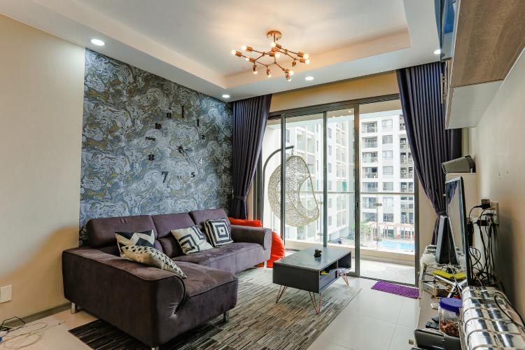 Căn hộ The Gold View tầng thấp, Tháp A3, 2 phòng ngủ, full nội thất