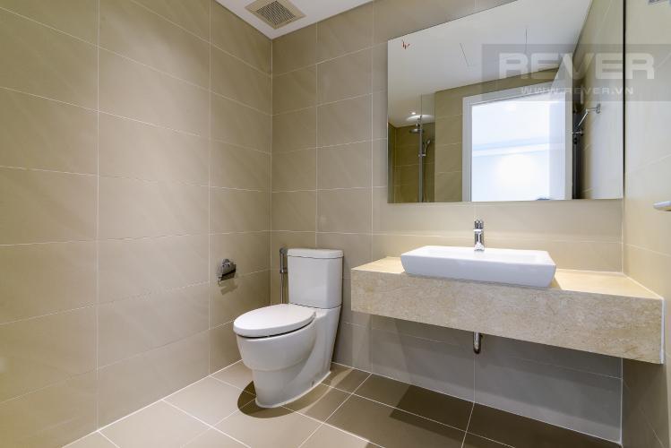 Phòng Tắm 1 Bán hoặc cho thuê căn hộ Diamond Island 2PN, tầng thấp, tháp Bora Bora, view sông và hướng Đông Nam đón gió