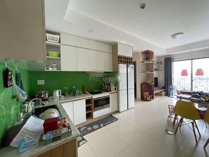Phòng bếp căn hộ M-One Nam Sài Gòn, Quận 7 Căn hộ M-One Nam Sài Gòn bàn giao đầy đủ nội thất, view thành phố.