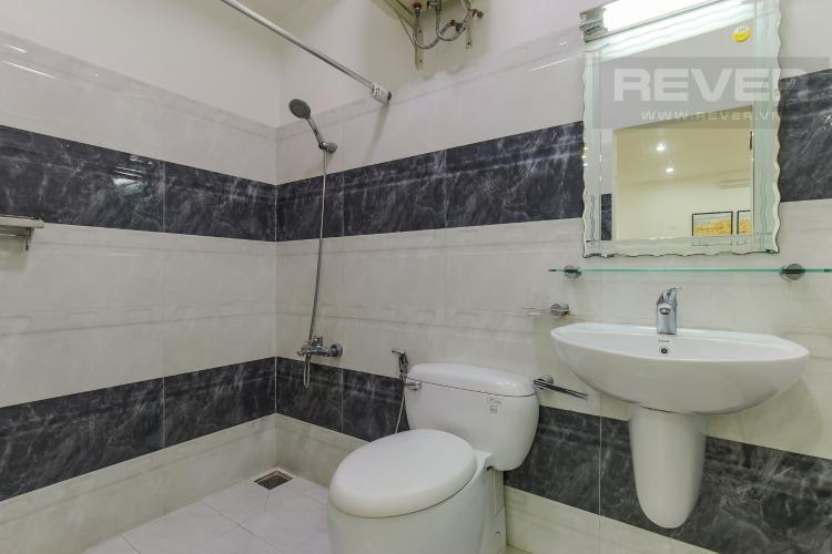 Phòng Tắm 2 Cho thuê chung cư H2 Hoàng Diệu 2PN, diện tích 87m2, đầy đủ nội thất, view cảnh thành phố