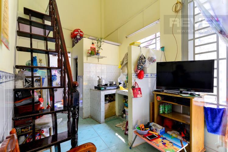 Nhà Bếp Bán nhà phố hẻm đường Yên Đỗ, 2 tầng, 4 phòng ngủ, cách chợ Bà Chiểu 100m