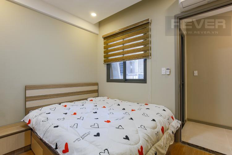 Phòng Ngủ 2 Căn hộ The Gold View 2 phòng ngủ tầng cao tháp B nội thất hiện đại