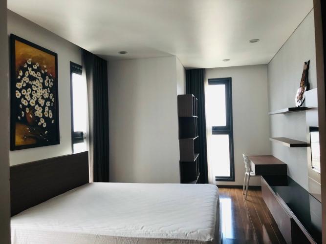 Phòng ngủ , Căn hộ Pearl Plaza , Quận Bình Thạnh Căn hộ Pearl Plaza tầng 17 view sông và thành phố, đầy đủ nội thất.