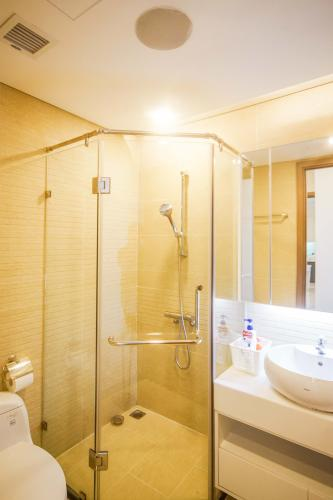 2019-64735-pmcheck8.jpg Cho thuê căn hộ Vinhomes Central Park 2PN, tầng cao, tháp Park 6, đầy đủ nội thất, view thành phố