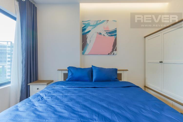 Phòng Ngủ 1 Căn hộ New City Thủ Thiêm tầng trung, tháp Venice, 3PN nội thất đầy đủ