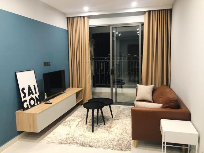 Phòng khách , Căn hộ Saigon Royal , Quận 4 Căn hộ Saigon Royal cửa hướng Đông Bắc,  view nội khu tuyệt đẹp