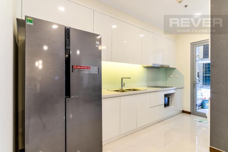 Nhà Bếp Căn hộ Vinhomes Central Park 3 phòng ngủ tầng cao L6 nội thất có sẵn