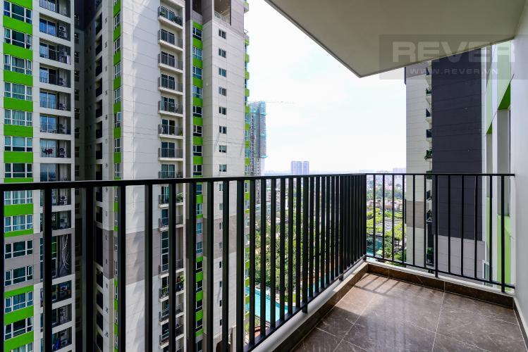 Balcony Cho thuê căn hộ Vista Verde 2PN, tầng trung, đầy đủ nội thất, view hồ bơi