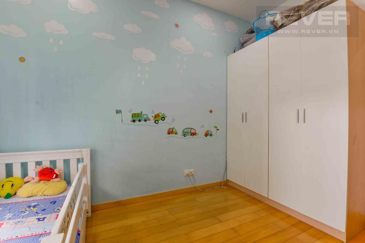 Phòng Ngủ 1 Bán căn hộ The Vista An Phú 3 phòng ngủ tầng trung tháp T1, đầy đủ nội thất, không gian yên tĩnh
