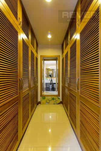 Phòng Thay Đồ Bán biệt thự Thạnh Xuân Quận 12, diện tích lớn, đầy đủ nội thất