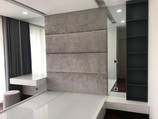 Phòng ngủ căn hộ Phú Mỹ Hưng Midtown Căn hộ Phú Mỹ Hưng Midtown quận 7 tầng trung, nội thất đầy đủ