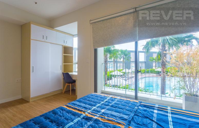 Phòng Ngủ 2 Cho thuê căn duplex Masteri Thảo Điền 2PN, view hồ bơi, đầy đủ nội thất