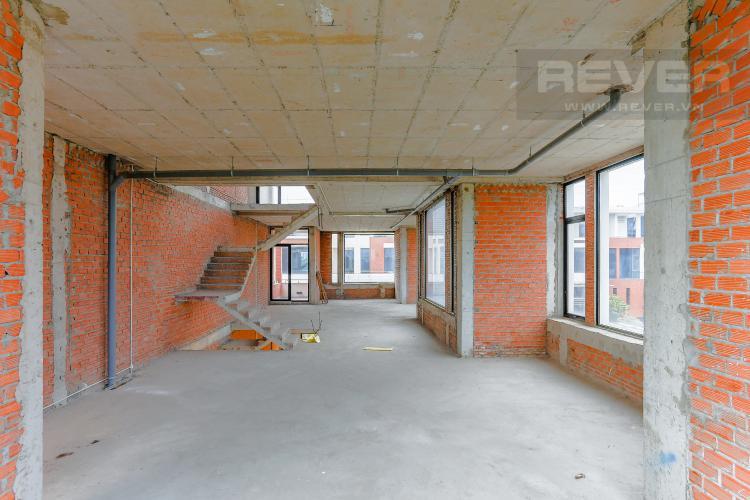 Tầng 2 Biệt thự 5 phòng ngủ đường Nguyễn Hữu Thọ khu Galleria Nhà Bè