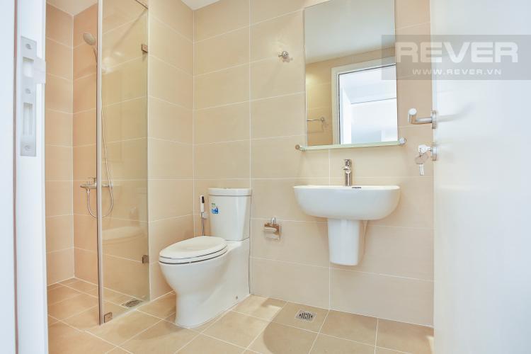 Toilet Căn hộ Masteri Thảo Điền 2 phòng ngủ tầng cao T5 nhà trống
