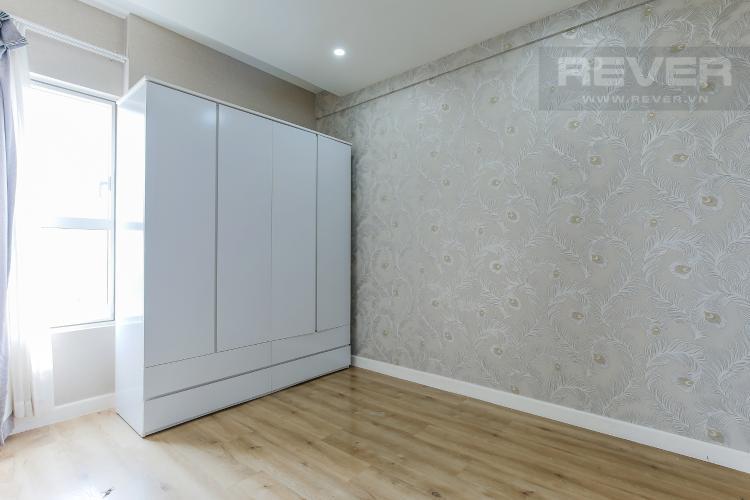 Phòng Ngủ 2 Căn hộ Galaxy 9 3 phòng ngủ tầng thấp nội thất đầy đủ