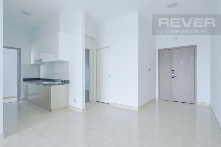 Lobby Bán căn hộ LuxGarden tầng trung, 2PN, nội thất cơ bản