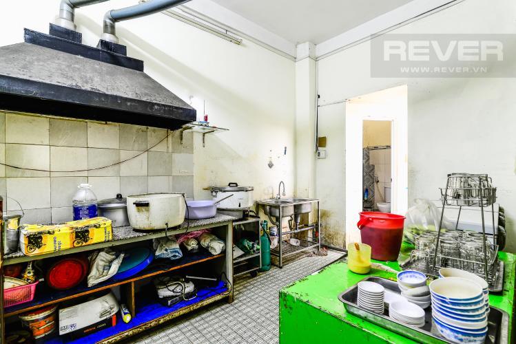 Nhà Bếp Tầng 1 Nhà phố 4 phòng ngủ đường Nguyễn Trọng Tuyển diện tích đất 60.3m2