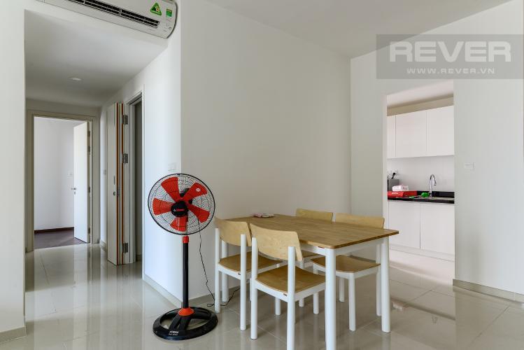 Phòng Ăn Bán hoặc cho thuê căn hộ  Vista Verde 89.1m2 2PN 2WC, nội thất tiện nghi, view thành phố