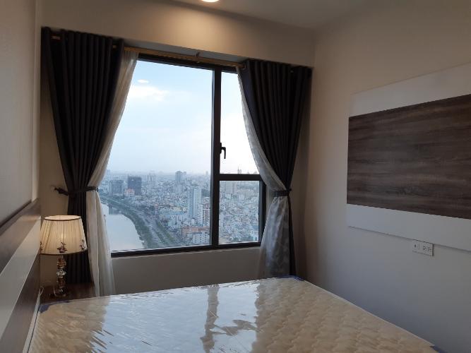 Phòng ngủ căn hộ RiverGate Residence Cho thuê căn hộ RiverGate Residence 2 phòng ngủ, diện tích 74m2, đầy đủ nội thất, view thành phố