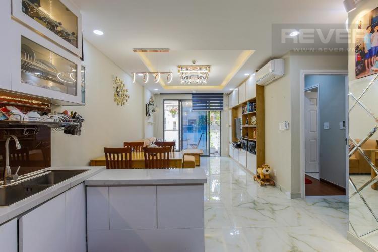 Căn hộ The Gold View quận 4, nội thất đầy đủ view thoáng mát