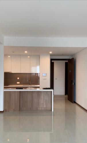 Phòng bếp One Verandah Quận 2 Căn hộ One Verandah ban công thoáng mát, nội thất cơ bản.