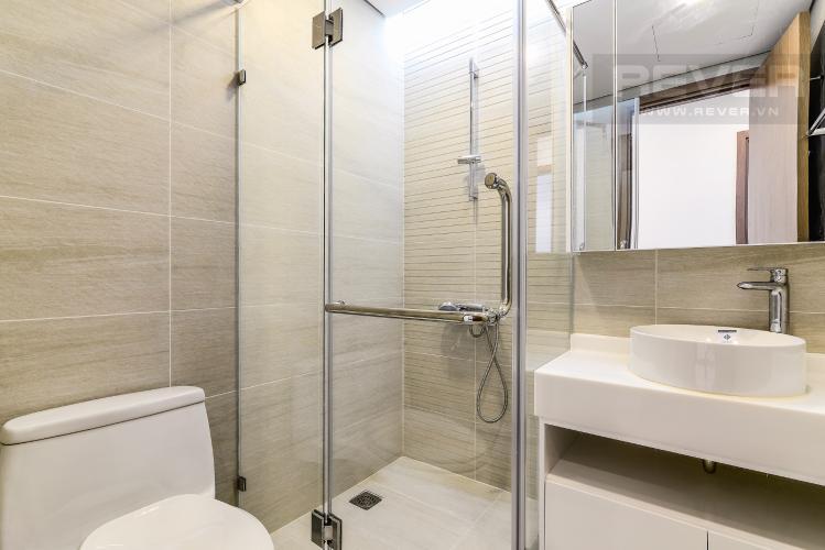 Phòng Tắm 1 Căn hộ Vinhomes Central Park 2 phòng ngủ tầng cao P4 hướng Tây Nam