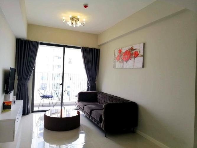 Căn hộ Masteri An Phú tầng 23, view nội khu, nội thất cơ bản.