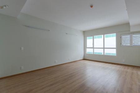 Officetel Charmington La Pointe 1 phòng ngủ tầng thấp nhà trống