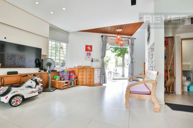 Phòng Khách Nhà phố 3 phòng ngủ khu Hoja Villa, Phước Long B, Quận 9
