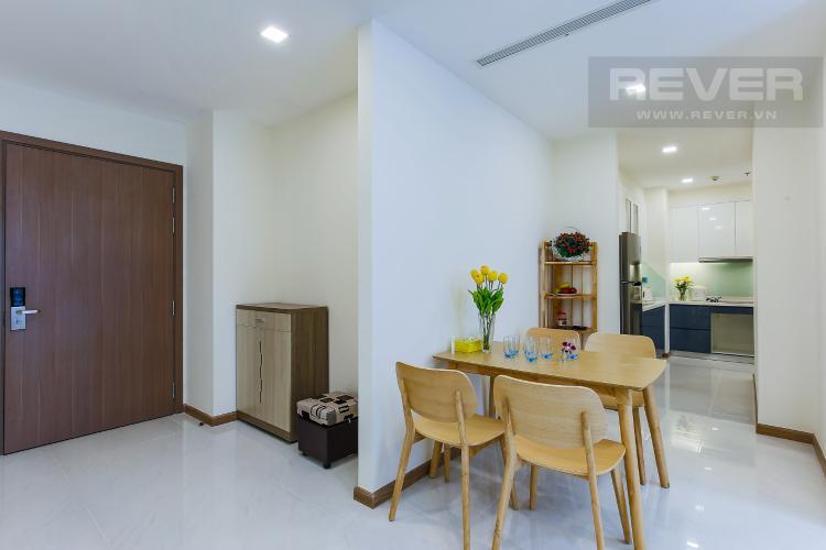 Bàn Ăn Căn hộ Vinhomes Central Park 2 phòng ngủ Park 4 view nội khu