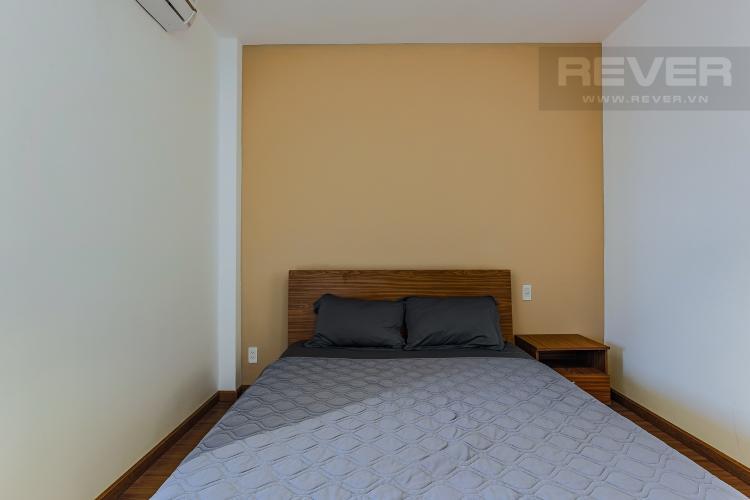 Phòng Ngủ 1 Căn hộ dịch vụ 2 phòng ngủ đường Cao Thắng trang bị nội thất hiện đại