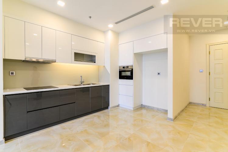 Nhà Bếp Căn hộ Vinhomes Golden River 2 phòng ngủ tầng cao A3 hướng Đông Bắc