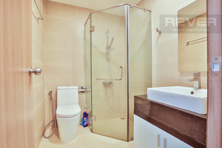 Toilet 3 Căn hộ Galaxy 9 tầng cao 3 phòng ngủ nội thất đầy đủ