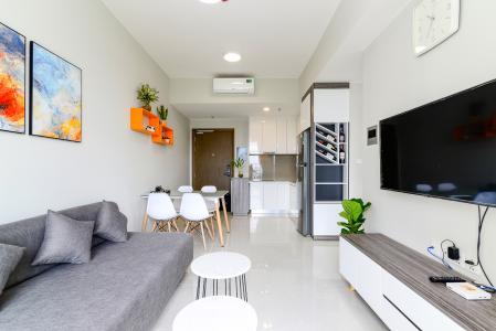 Cho thuê căn hộ Masteri An Phú 2PN, tháp B, đầy đủ nội thất, căn góc cho view nhìn thoáng đãng