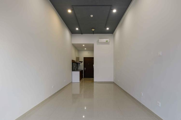 Phòng Khách Cho thuê căn hộ officetel The Sun Avenue, block 4, diện tích 34m2, nội thất cơ bản