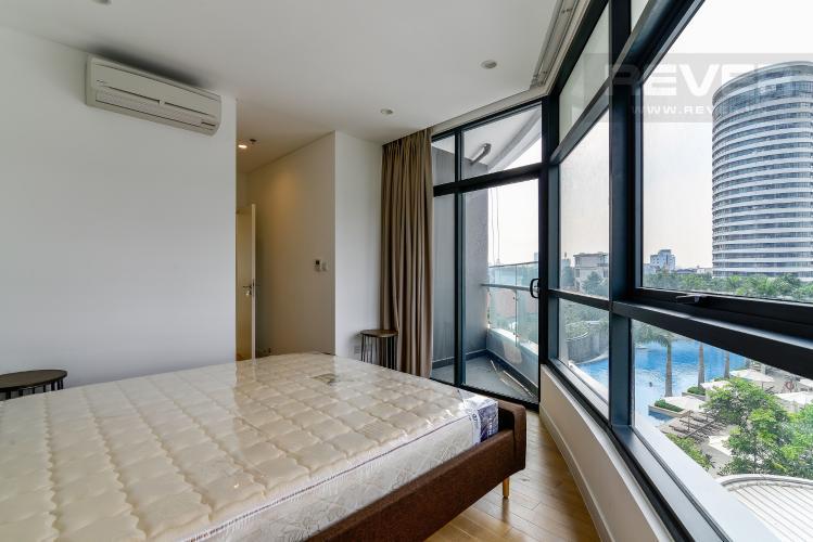 Phòng Ngủ 2 Cho thuê căn hộ City Garden tầng thấp, 3PN đầy đủ nội thất, có thể dọn vào ở ngay