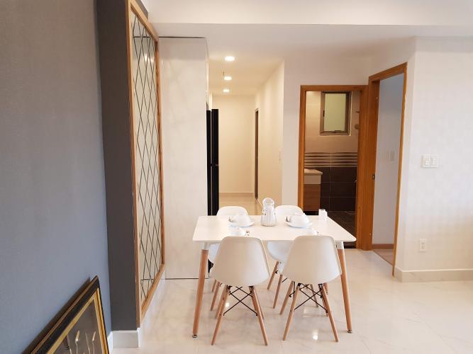 Nội thất căn hộ Hưng Phúc Căn hộ Happy Residence nội thất đầy đủ, ban công rộng rãi.