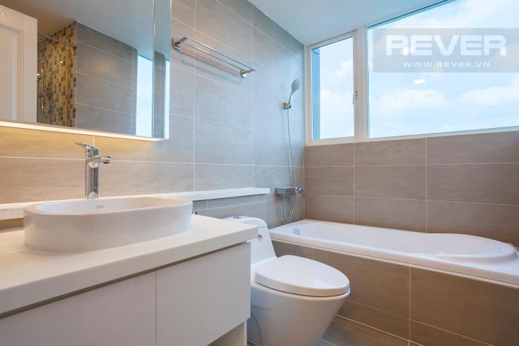 Phòng Tắm 1 Căn góc Vista Verde 3 phòng ngủ tầng trung T2 đầy đủ nội thất